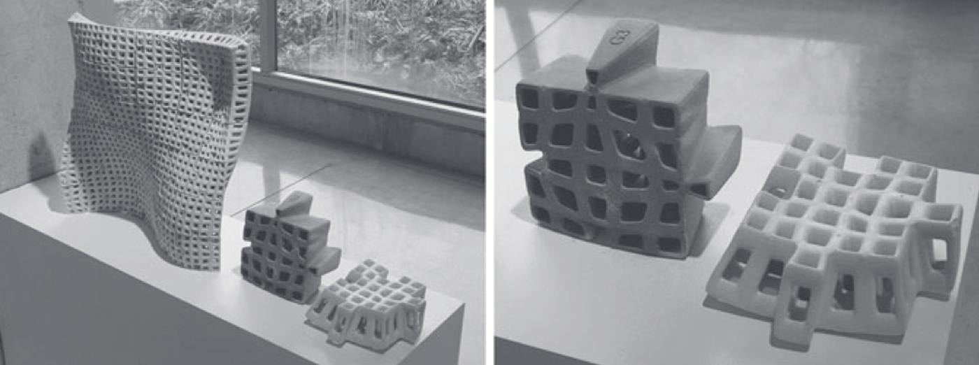 PolyBrick Ceramic 3D Printing Construction3