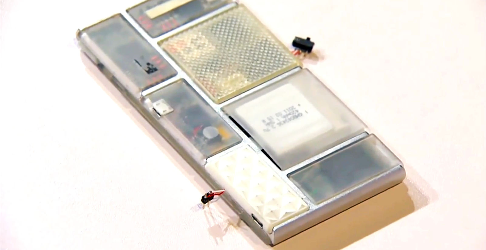 Project Ara Prototype Modules