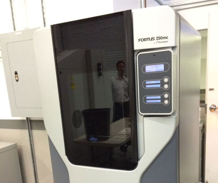 Stratasys Fortus 250 printer 3D Printing
