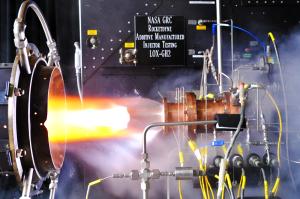 aerojet rocketdyne 3D printed fuel injector