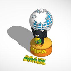 brazil tinkercup 3d printing