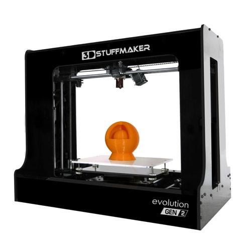 New EVOLUTION Gen2 3D Printer