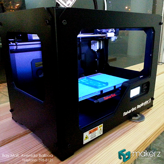 makerz header makerbot 3d printer