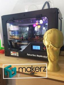 makerz makerbot 3d printer