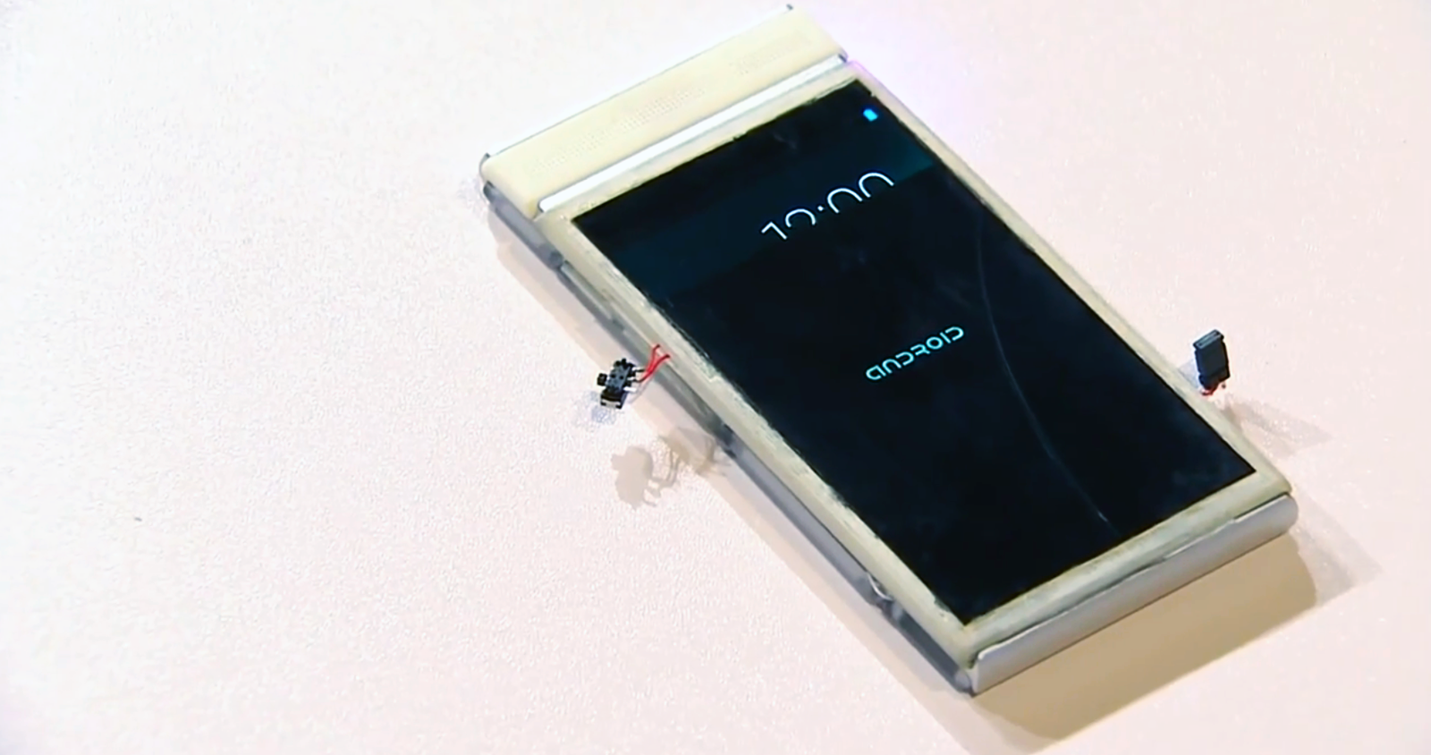 project ara prototype mid boot