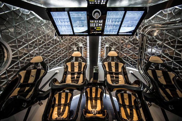 spacex 3d printing