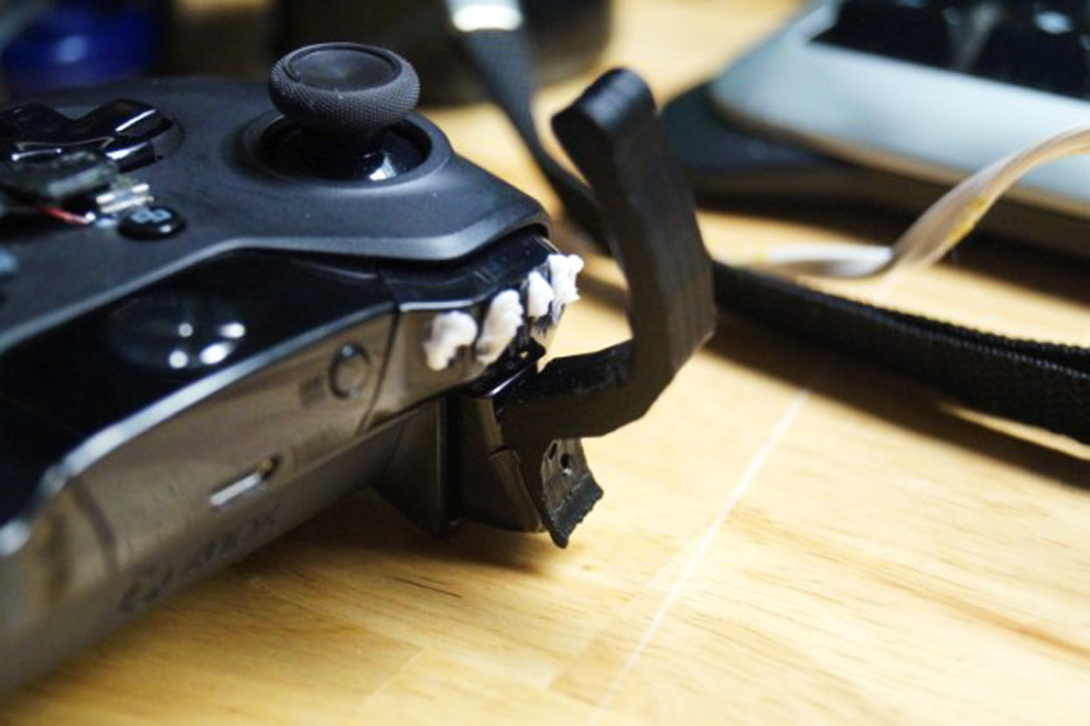 3D Printed Xbox Hack Enables a Differently Abled World - 3D Printing