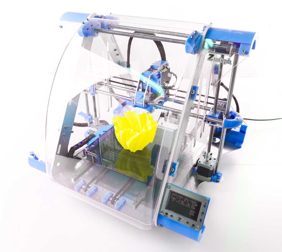 zmorph 3d printer
