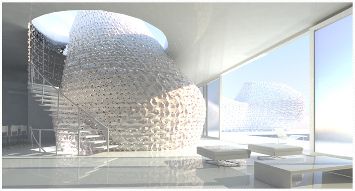 Race To Build 3D Printed Habitations- 3D Printing Industry