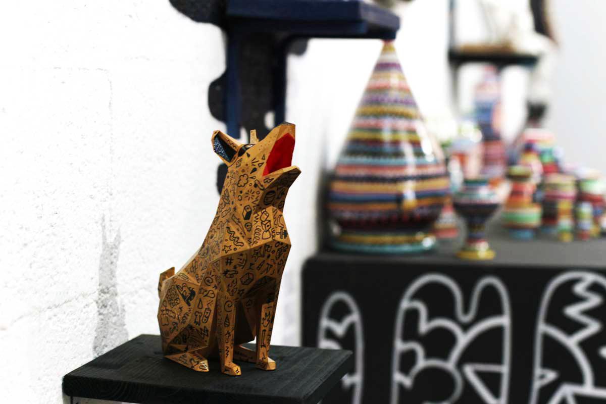 3D printed sculpture from Printabit via 3d printing industry