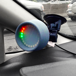 3D printed tachometer using openxc feature image