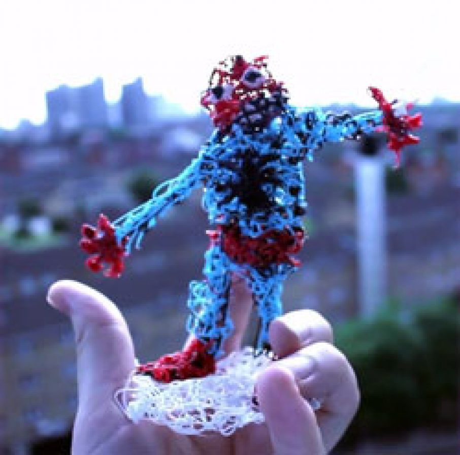 A World Record For Quot 3d Printing Quot Spiderman 3d Printing