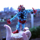 "A world record for ""3D Printing"" Spiderman"