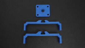 3d printed tripod parts