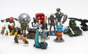 3d printed toy winners group