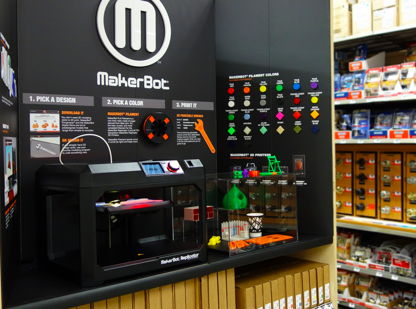 3dpi makerbot-3d-printers-go-on-sale-in-home-depot