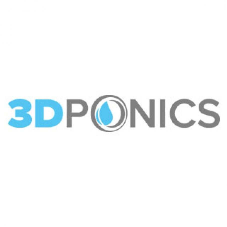 3dponics 3d printing