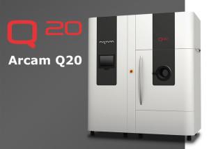 Arcam Q20 3d printer 3d printing industry
