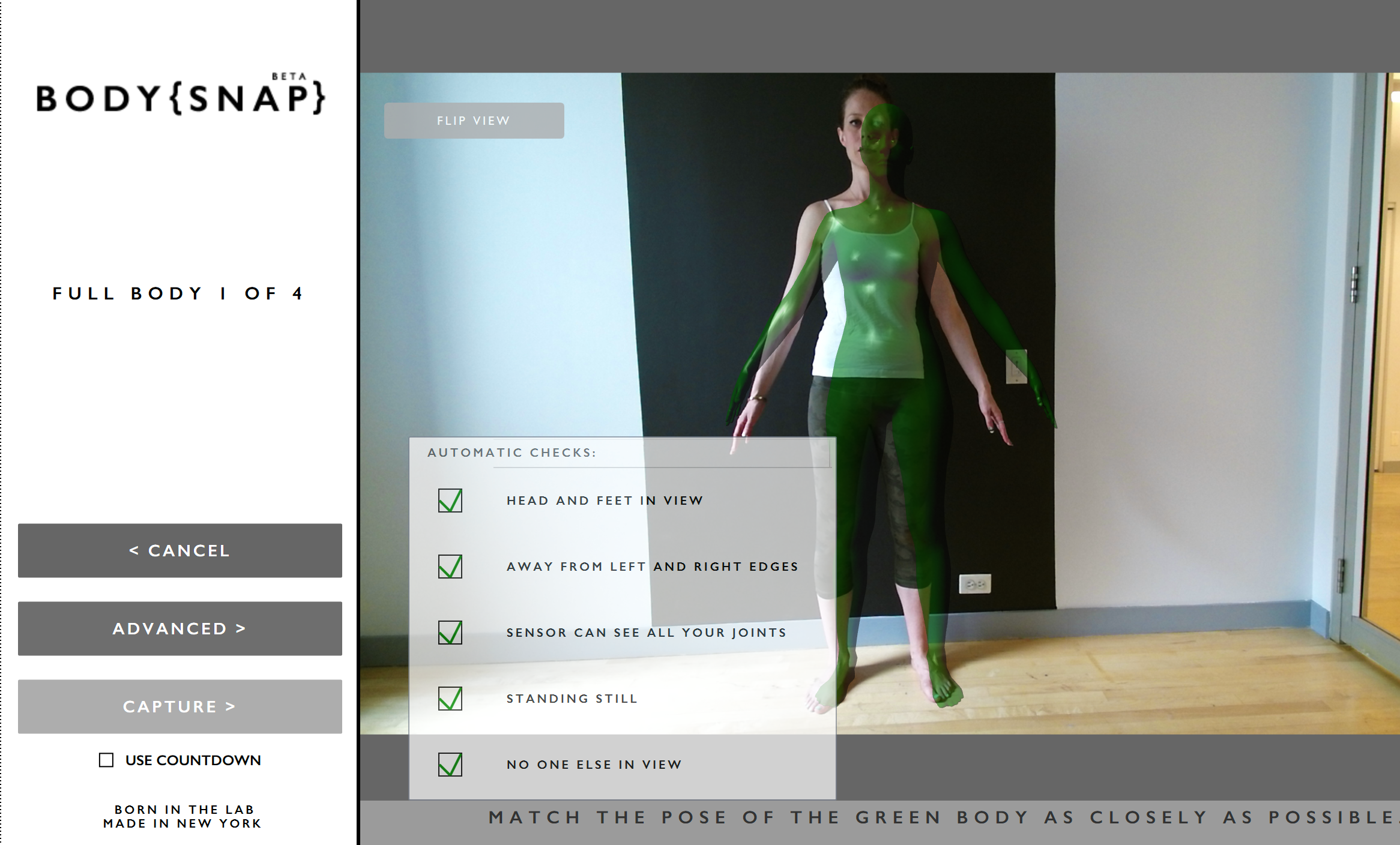 Body Labs Introducing New Body Snap Kinect App - 3D Printing Industry