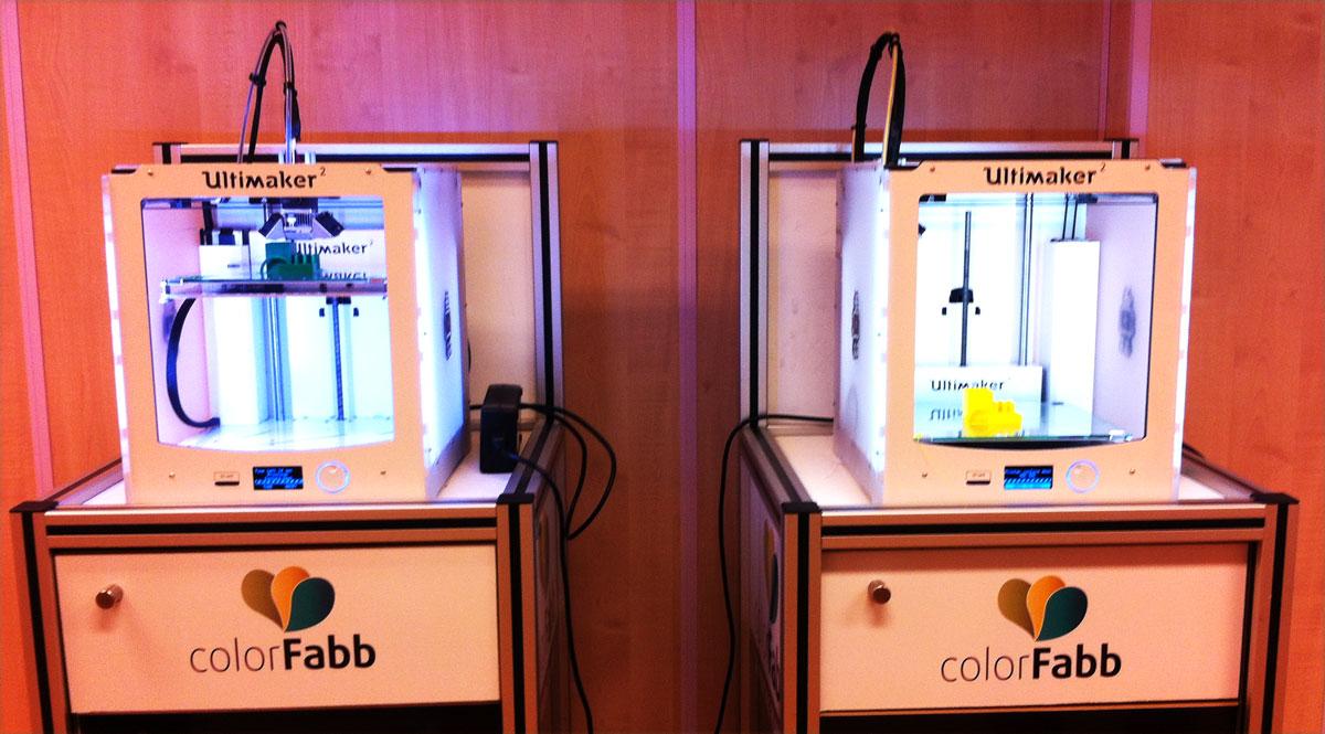 ColorFabb 3D Printer Ultimaker