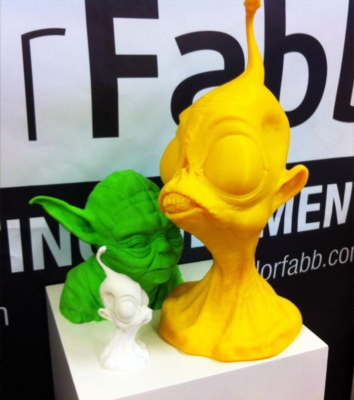 ColorFabb 3d printing