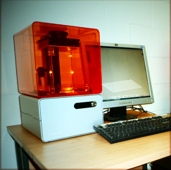 Form1 Formlabs 3D Printer
