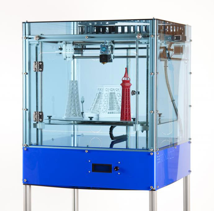 German Reprap 3D Printer