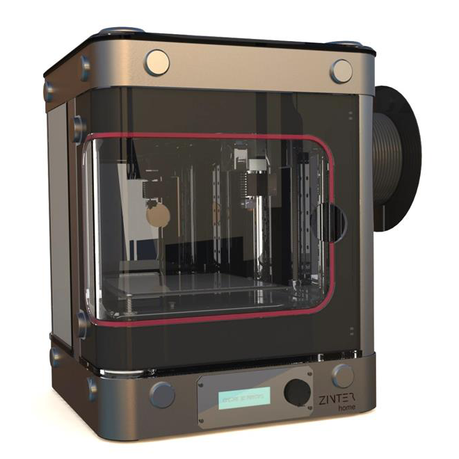 It's Coming Home — The Zinter 3D Printer is Coming Home!