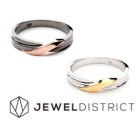 The Colours, The Options: JewelDistrict Launches New Colours and Two-Toned Plating Options for Custom Jewellery Design