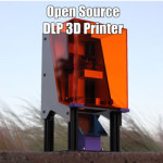 3DPI.TV – Open Source DLP 3D Printer to Hit Kickstarter