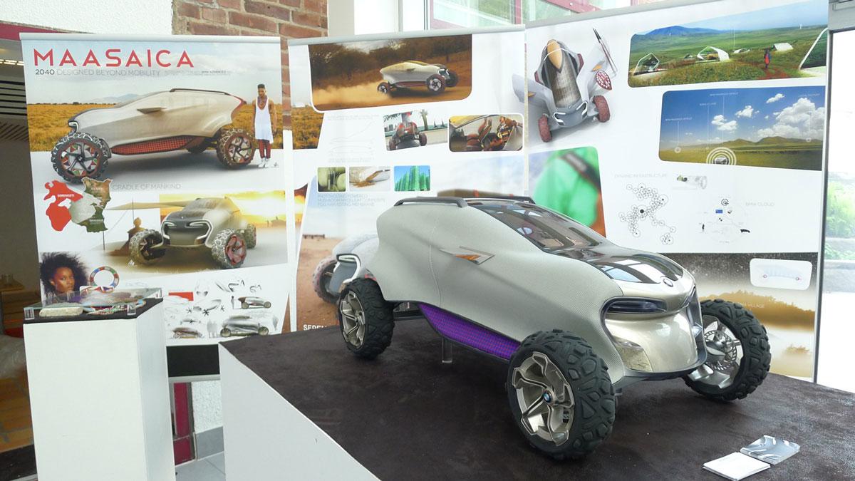 MAASAICA concept 3d printing
