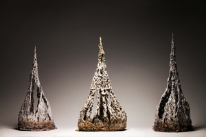 Magnetism Meets Architecture Magnet Molded Objects Akin to 3D Printing