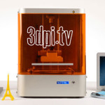 3DPI.TV – MakeX Open Source DLP 3D Printer