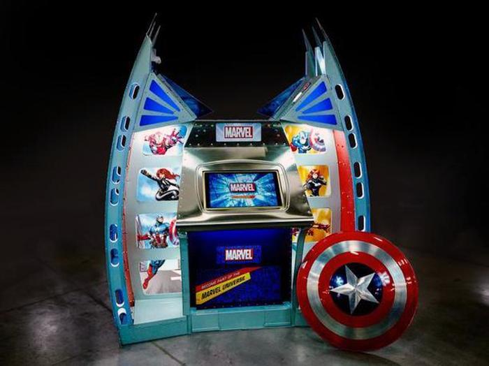 Marvel 3D Printer from 3DPlusMe