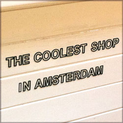 Amsterdam's 'Printed in Space' Shop Takes You on a Magical 3D Printed Trip