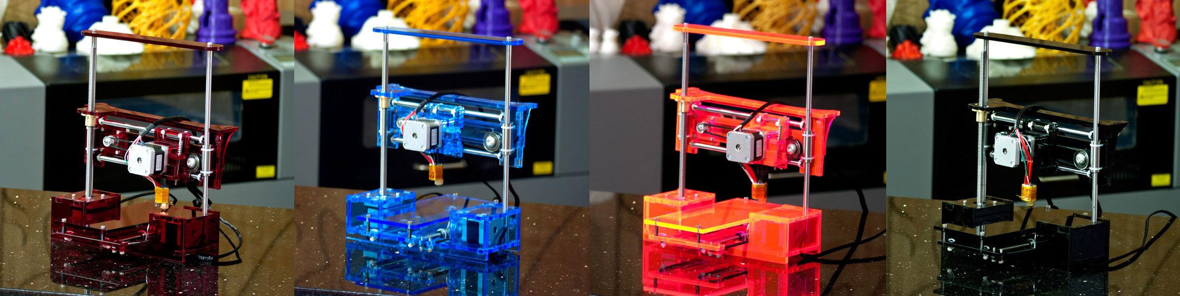 Q3D OneUp 3D Printer