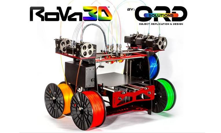 RoVa3d 3D Printing Industry