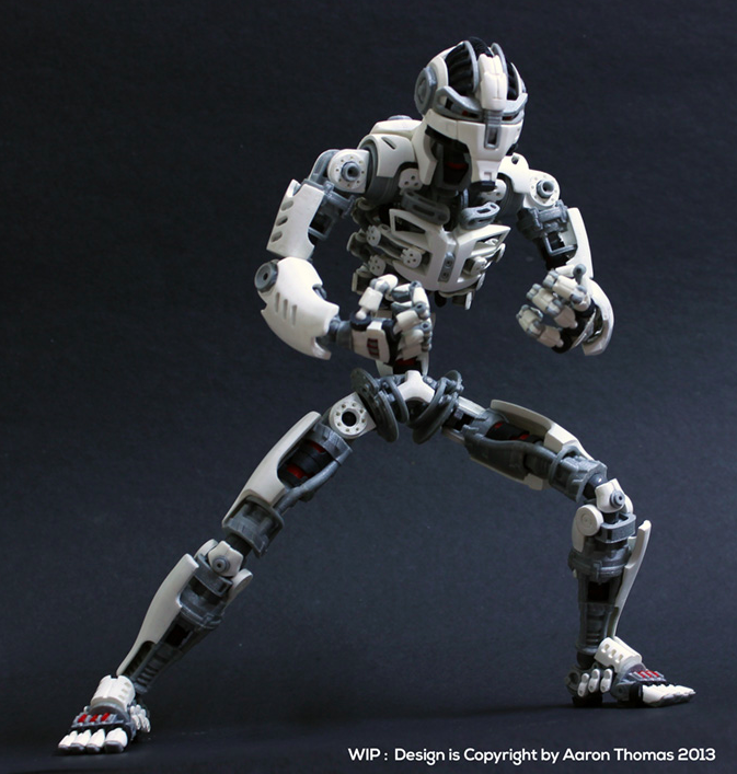 ULTIMAKER 3D PRINTS RONIN, THE ULTIMATE ACTION FIGURE
