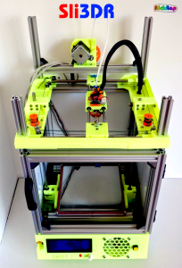 Sli3DR 3D printer by Richard RichRap Horne