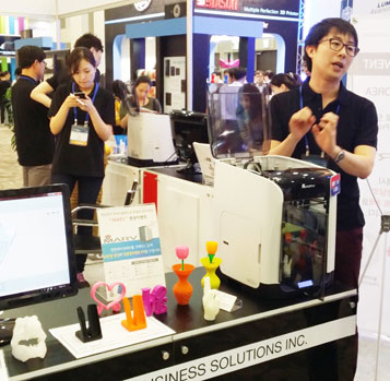 South Korea 3D Printing