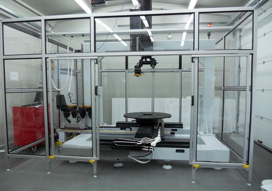 VDK6000 3d printing