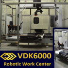 The 3D Printing VDK6000 Robotic Work Center Can Do Just About Everything, Including Making the Kitchen Sink