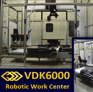 VDK6000 Robotic Work Center