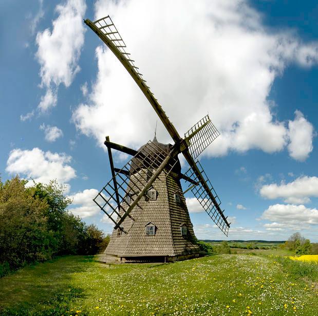 Windmill 3D Printing