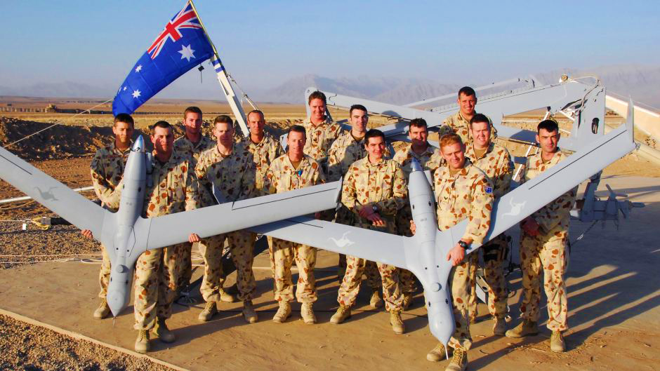 aussie army feat 3d printing
