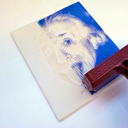 Learn to 3D Print a Block Print Template with This New Instructable
