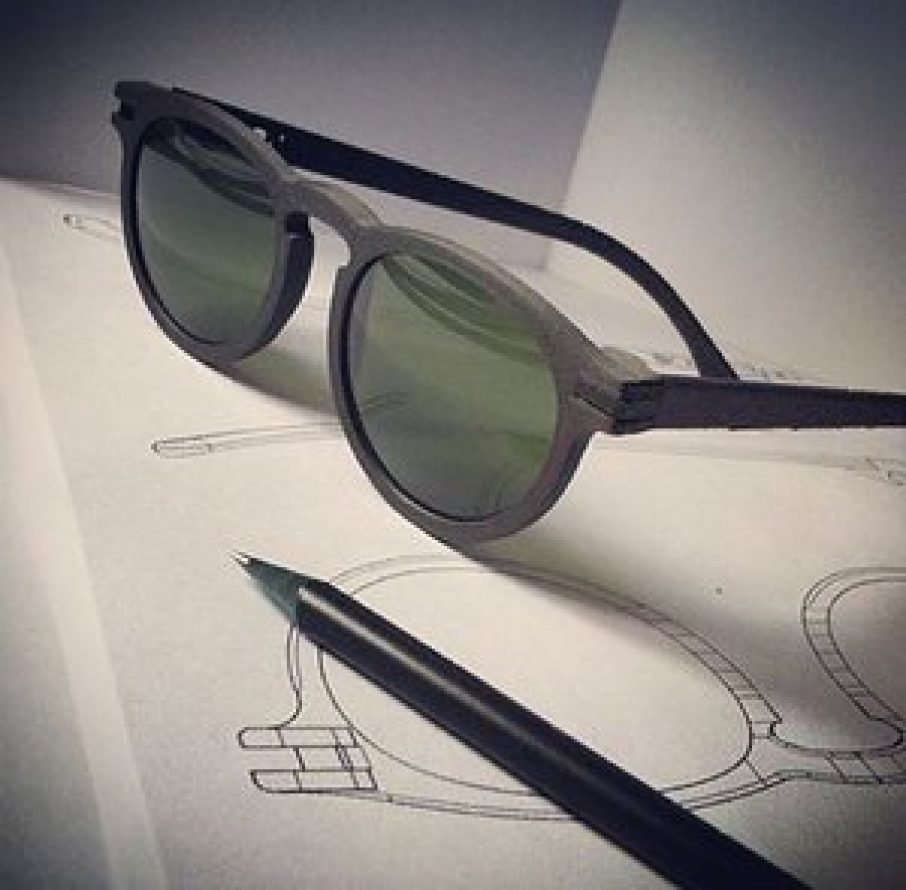 3D Printed Italian Sunglasses