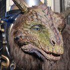 Stratasys & Legacy Effects Take Giant Monster Creature to the Jimmy Kimmel Show and Comic Con