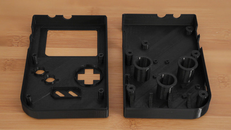 gameboy 3d printing parts