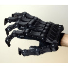 Xrobots is 3D Printing a Steampunk Inspired Alien Xenomorph Suit and it is Really Cool